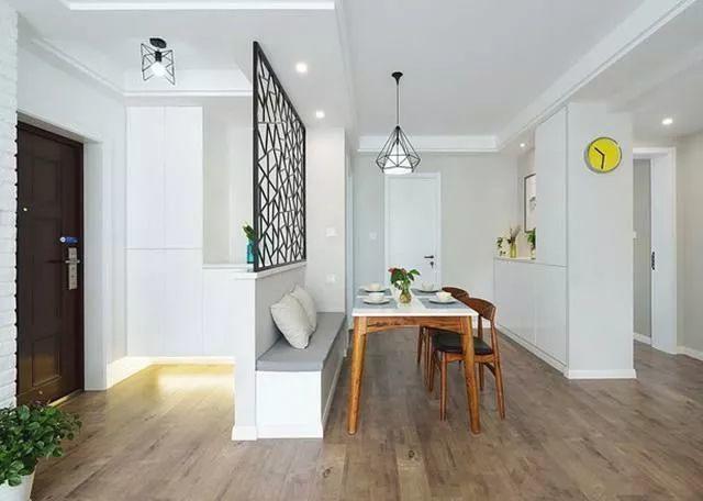 客厅隔断设计打造理想空间