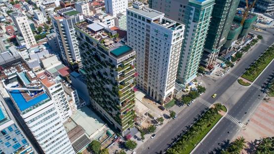越南建筑师设计岘港奇兰酒店
