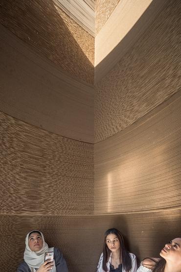 """建筑工作室设计""""空调风塔"""""""
